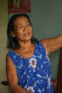 Rosita Alavado, Sinakan, Sabtang